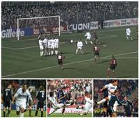 فيديو| كلاسيكو الأرض.. مصريون سجلوا في ريال مدريد