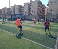 الشباب والرياضة : ٥ آلاف شاركوا فى دورى خماسيات كرة القدم بالأحياء الشعبية