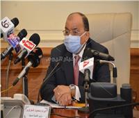 انتخابات النواب 2020  «شعراوي» يتفقد غرفة عمليات وزارة التنمية المحلية