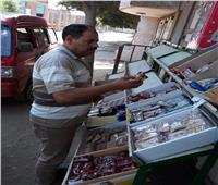 إعدام طن أغذية فاسدة في 21 منشأة بالشرقية
