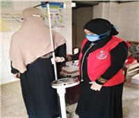 المبادرة الرئاسية لدعم صحة المرأة تفحص 1.5 مليون سيدة وفتاة بالشرقية