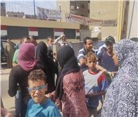 مشاجرة بين أنصار المرشحين بسبب مخالفات توجيه الناخبين بطهطا