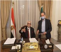 انتخابات نواب 2020| رئيس الوفد يترأس غرفة عمليات متابعة التصويت