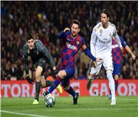 كلاسيكو الأرض| بث مباشر.. مباراة برشلونة وريال مدريد