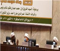 وزير الأوقاف: مصر والسودان في خندق واحد ومصير مشترك