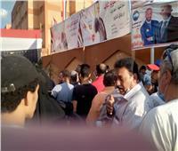 صور.. مجلس النواب 2020  فتح لجان بولاق الدكرور بعد راحة ساعة