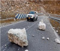 هزة أرضية بقوة 5.4 درجة تضرب شمالي إيران