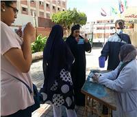انتخابات النواب 2020|سيدات الفيوم يدلين بأصواتهن