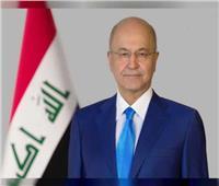 الرئيس العراقي : مصممون على دولة بسيادة كاملة