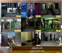 رئيس البرلمان العربي: مصر نجحت بامتياز في تنظيم انتخابات مجلس النواب