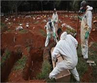 البرازيل تتجاوز 26 ألف إصابة بكورونا في يوم