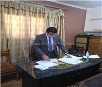 انتخابات النواب 2020| فتح اللجان في بني سويف