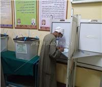 انتخابات النواب 2020| توافد المواطنين على لجان قنا