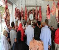 ثبات أسعار اللحوم بالأسواق المحلية اليوم 25 أكتوبر