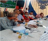 رئيس جهاز «القاهرة الجديدة» يلتقي سكان حي الياسمين بالتجمع الأول