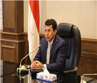 وزير الرياضة يبحث استعدادات لـ«مونديال اليد» في اجتماعه الأسبوعي