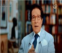 فيديو| رسالة من فاروق حسني لشباب المبدعين