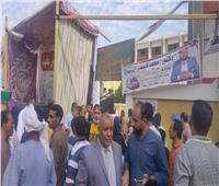 إقبال كثيف على الانتخابات بسوهاج فى اليوم الثاني