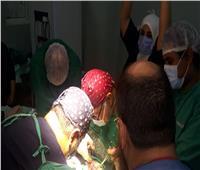 مستشفى المنيرة ينجح في إنقاذ طفلة باستئصال جزئى للبنكرياس
