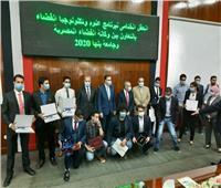 طلاب هندسة جامعة مصر للعلوم التكنولوجيا يحصدون المركز الخامس فيعلوم الفضاء