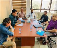 البدرى يجتمع بجهازه المعاون لمناقشة الاستعدادات لمواجهة منتخب توجو