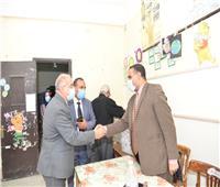 انتخابات النواب 2020  رئيس جامعة أسيوط ونوابه يدلون بأصواتهم