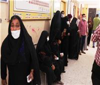 إقبال كثيف من المرأة في سوهاج على التصويت بالانتخابات البرلمانية