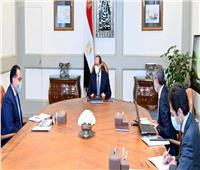 الرئيس السيسي يوجه بالبدء الفوري في تنفيذ مبادرة «مصر الرقمية»