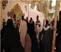 عمليات مستقبل وطن: تزايد إقبال الناخبين على لجان انتخابات الفيوم