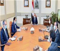 السيسي يستعرض تطورات نشاط صندوق مصر السيادي للاستثمار والتنمية