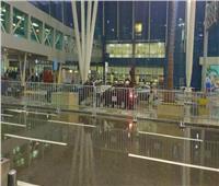 مطار القاهرة يتخذ الإجراءات الاحترازية لمواجهة الأمطار والسيول