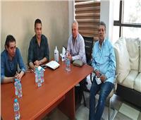 شوقي غريب: انضمام 5 عناصر أوليمبية إلى معسكر المنتخب الأول