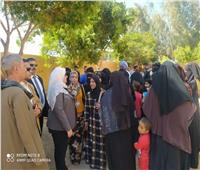 تنسيقية الشباب: تزايد إقبال الناخبين على لجان التصويت في سوهاج والجيزة