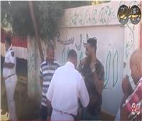 انتخابات نواب 2020| الأمن يتدخل لمنع مشاجرة بين أنصار مرشحين بالهرم