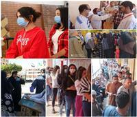 طوابير الشباب والمرأة تتصدر المشهد الانتخابي في المرحلة الأولى