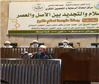 من السودان.. وزير الأوقاف يرسم خارطة القضاء على التطرف