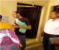 جهاز مدينة 15 مايو يشن حملة على وحدات الإسكان الاجتماعي المخالفة