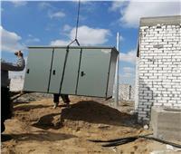 58 مليون جنيه لتطوير شبكات الكهرباء بالبحيرة ضمن مبادرة حياة كريمة