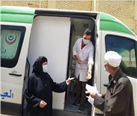 المبادرة الرئاسية تعالج1.8 مليون مريضا في محافظة الشرقية