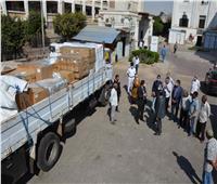 «صحة المنيا» تستلم أجهزة طبية لدعم مستشفى سمالوط