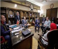 رئيس تعليم الكبار: التعاون مع الأهلي خطوة مهمة لتطبيق رؤية مصر 2030
