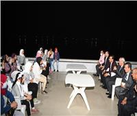 نائب محافظ قنا يحتفل بالمولد النبوي في موسسة الفتيات الأيتام