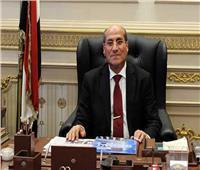 رئيس مجلس القضاء الأعلى يهنئ الرئيس السيسي بالمولد النبوي الشريف