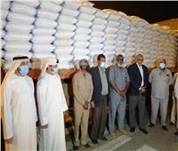 وصول 68 ألف طن قمح من الامارات إلى السودان