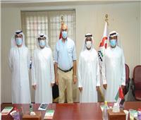 الاتحاد الإماراتي لكرة اليد يستضيف هشام نصر