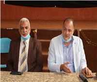 «تعليم القاهرة الجديدة» تشدد علىأهمية البرامج التعليمية والمنصات الالكترونية