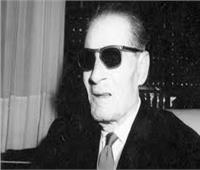 فيديو| في مثل هذا اليوم .. وفاة عميد الأدب العربي طه حسين