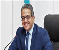 وزير الآثار يتابع تنفيذ أنظمة الاتصالات بالمتحف المصري الكبير
