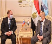 سفير سلوفاكيا: نتطلع لمشاركة «العربية للتصنيع» في تنفيذ مشروعات تنموية