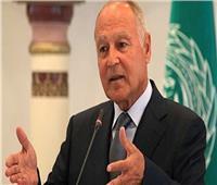 أحمد أبو الغيط يستقبل وزير الري لجنوب السودان
